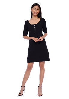A-line Dress by Mantou Clothing