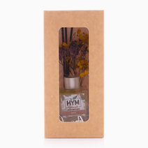 Ambre Premier Reed Diffuser (50ml) by HYM Naturals
