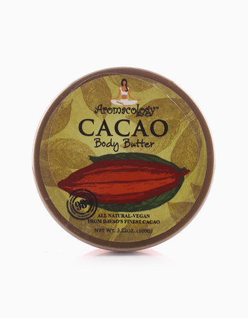 Cacao Body Butter by Aromacology Sensi