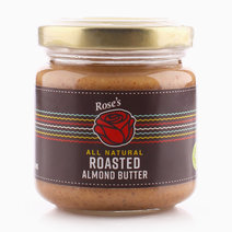 Roasted Almond Butter (100g) by Rose's Kitchen