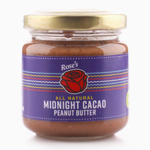 Midnight Cacao Peanut Butter (100g) by Rose's Kitchen