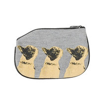 Three Times Coin Purse by Artwork