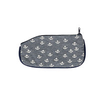 Anchors Away Coin Purse by Artwork