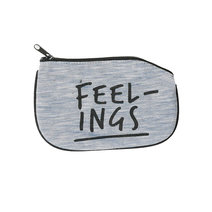 Feelings Coin Purse by Artwork