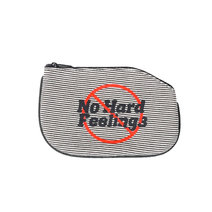 No Hard Feelings Coin Purse by Artwork
