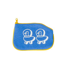 Astro Cheeky Coin Purse by Artwork