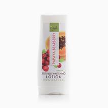 Papaya Bearberry Lotion by Be Organic Bath & Body