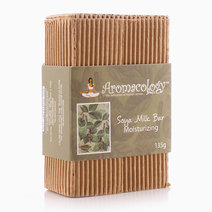 Soya Milk Moisturizing Bar by Aromacology Sensi