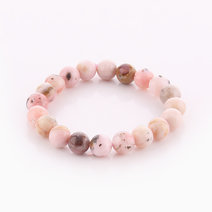 Pink Opal Bracelet (10mm Bead Size) by Cosmos MNL