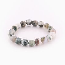Tree Agate Bracelet (10mm Bead Size) by Cosmos MNL