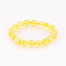 Citrine Bracelet (10mm Bead Size) by Cosmos MNL