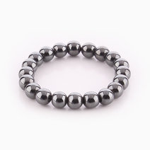 Hematite Bracelet (10mm Bead Size) by Cosmos MNL