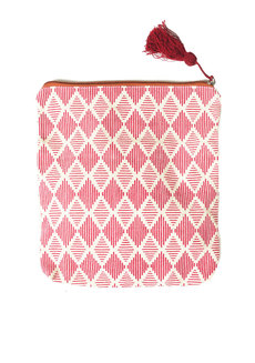 Diamond Pouch by Curious Carioca