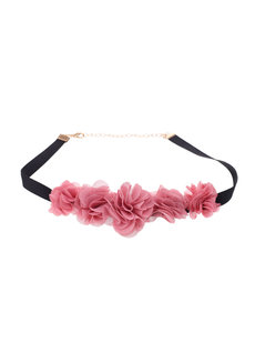 Rosie Flower Choker by Dusty Cloud