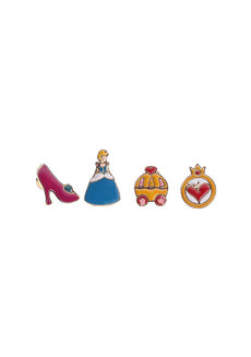 Cinderella Stud Earring Set by Dusty Cloud