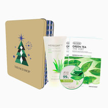 Aloe & Green Tea Festival Gift by The Face Shop