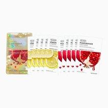 Lemon & Pomegranate Mask Sheet Festival by The Face Shop