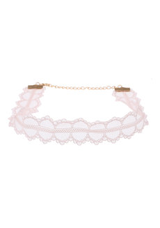 Yumi Lace Choker by Dusty Cloud