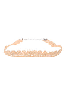 Victoria Crochet Choker by Dusty Cloud