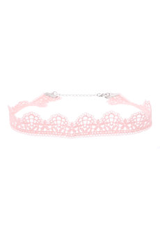 Peyton Crochet Choker by Dusty Cloud