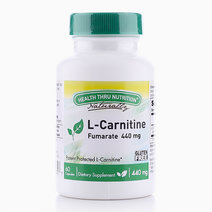 L-Carnitine (440mg x 60 Caps) by Health Thru Nutrition