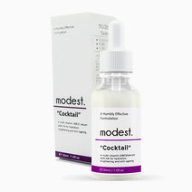 Cocktail (Vitamin ABCE) Serum by Modest. Skincare