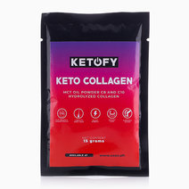 Ketofy Collagen Sachet by SOZO Natural