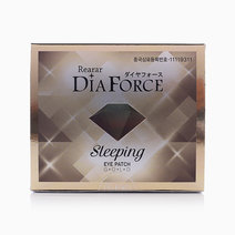 Sleeping Eye Patch Gold by Rearar DiaForce