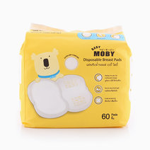 Disposable Breast Pads by Baby Moby