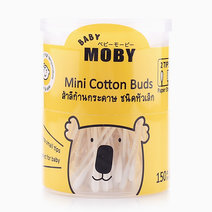 Mini Cotton Buds by Baby Moby