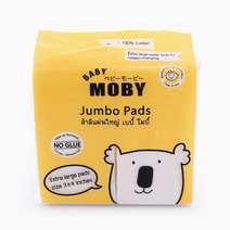 Jumbo Cotton Pads by Baby Moby