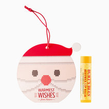 Beeswax Santa Ornament by Burt's Bees