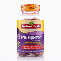Hair, Skin, Nails Gummies (90s) by Nature Made
