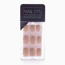 Press On Gel Nails (24 Tips) by Nail Pops