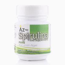 Spirulina Capsules (500mg) (30 Capsules) by Aztec Spirulina