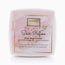 Rosy Base Cream SPF30 + Vit. B3, Collagen, Elastin by Lauren & Co Beauty