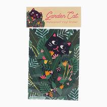 Garden Cat Sticker Pack by The Offbeat Cat