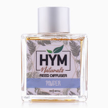 Powder Reed Diffuser (50ml) by HYM Naturals