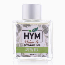 Green Tea Reed Diffuser (50ml) by HYM Naturals