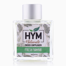 Fresh Bamboo Reed Diffuser (50ml) by HYM Naturals