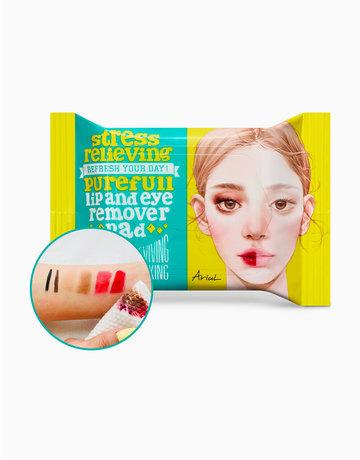Purefull Lip & Eye Remover Pad by Ariul