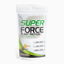 Superforce Vegan Protein Chocolate (227g) by The Superfood Grocer