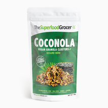 Coconola Vegan Granola Clusters in Seasame Nori (90g) by The Superfood Grocer