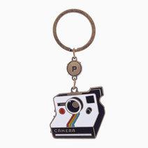 Polaroid Key Chain by Kera & Co