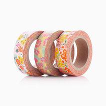 Washi Tape Full Bloom Set by Deco Art