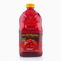 Cranberry 100% Juice (48oz / 1.42L) by Northland