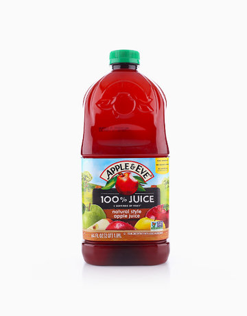 100% Natural Style Apple Juice (64 oz./ 1.89L) by Apple & Eve