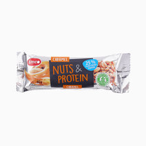 Caramel Nuts and Protein Bar (40g) by Musli