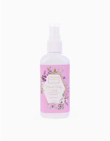 Provence Hair & Body Mist w/ Aloe by Lauren & Co Beauty
