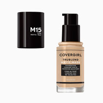 TruBlend Matte Made Liquid Foundation by CoverGirl